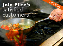 Join Elite's satisfied customers